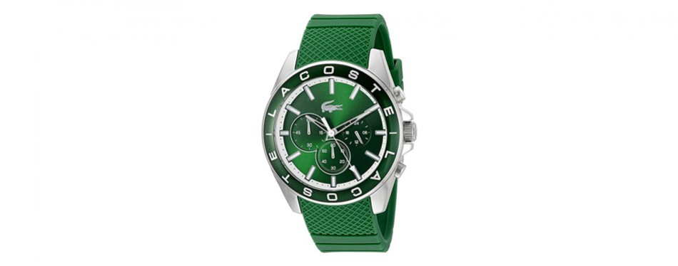 lacoste westpoint casual watch