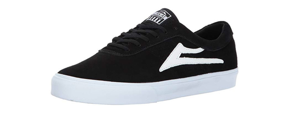 low priced bdaec e370f lakai men s sheffield skate shoe