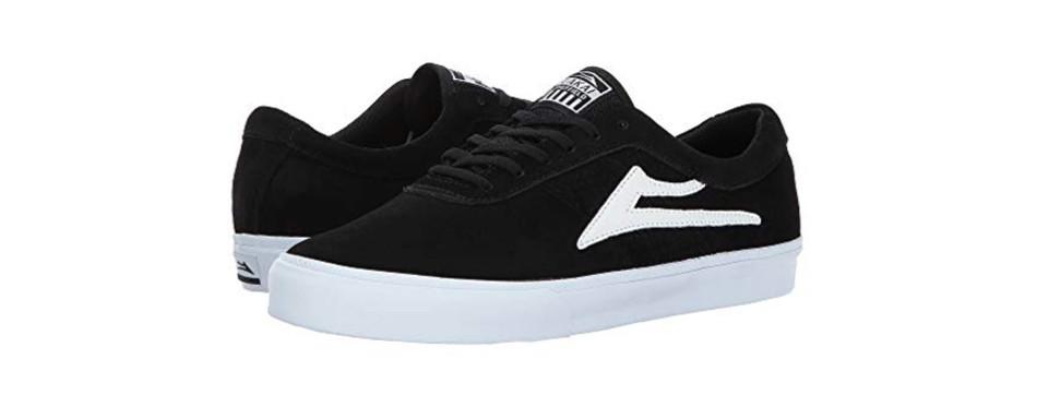 lakai men's sheffield skate shoe