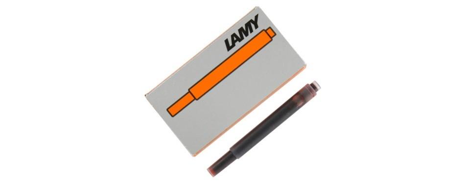 lamy t10 fountain pen ink cartridge