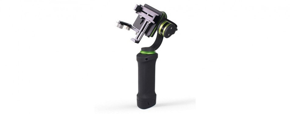 LanParte HHG-01 3-Axis Motorized Handheld Smartphone Gimbal