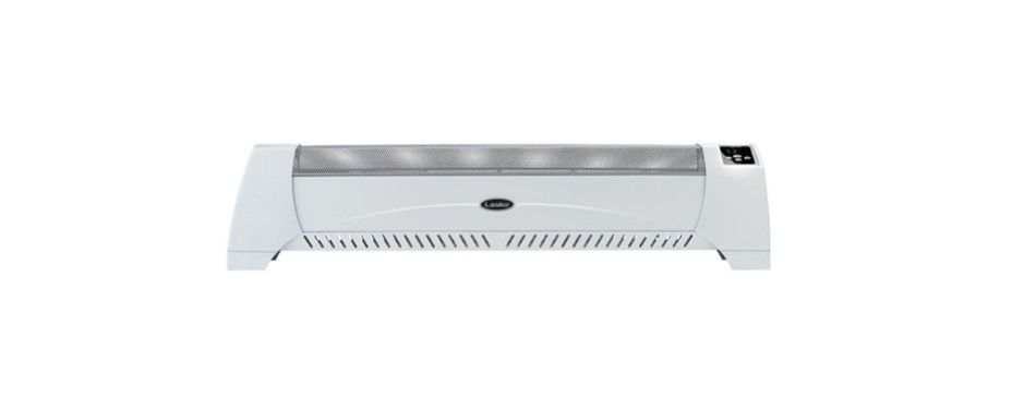 lasko 5622 low profile silent room heater