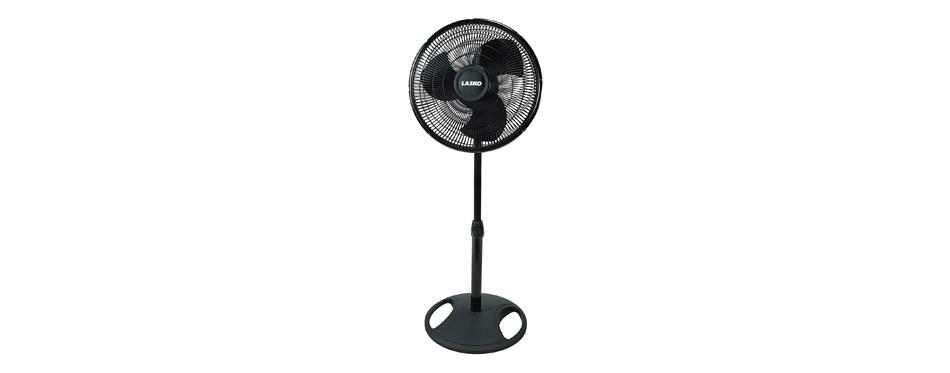 ventilateur sur pied oscillant lasko fba 2521