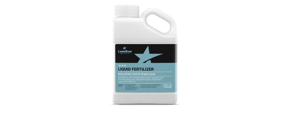 lawnstar 16-4-8 npk fertilizer