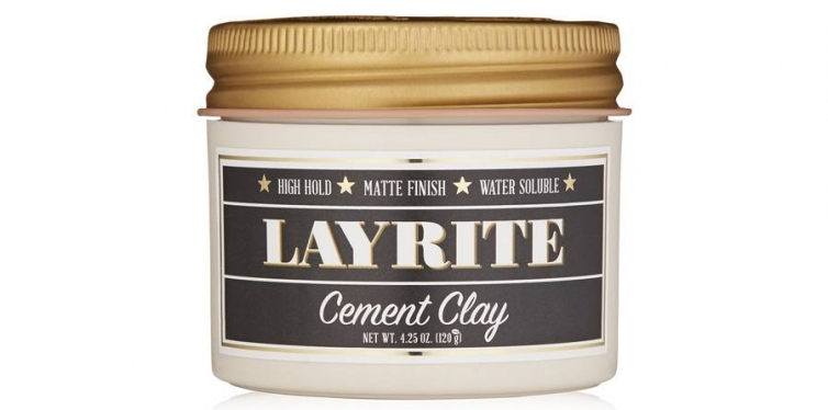 Layrite Hair Clay (Cement)