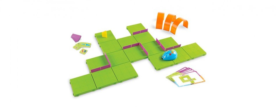 learning resources coding toy & go robot mouse activity set