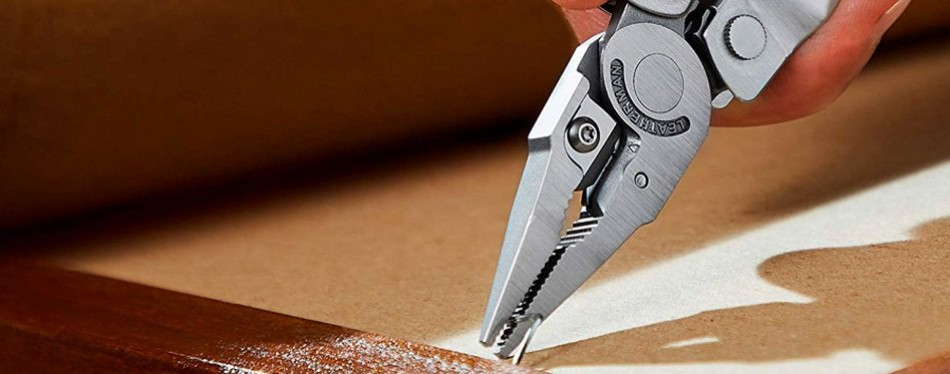 leatherman - rebar multitool