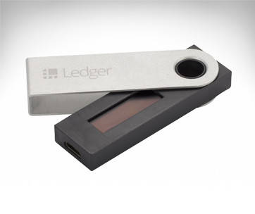 ledger s nano wallet