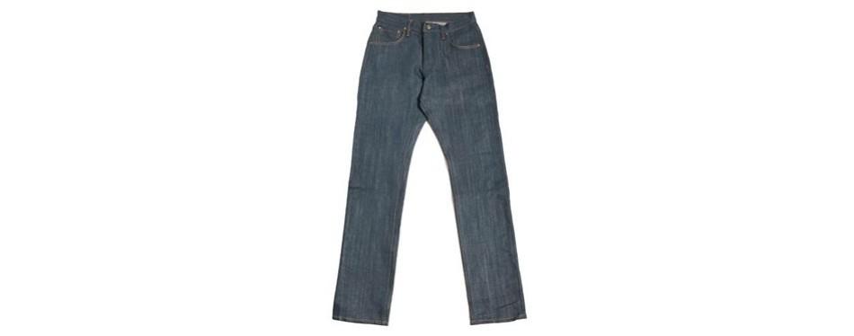 leftfield atlas nihon menpu natural hank american made jeans
