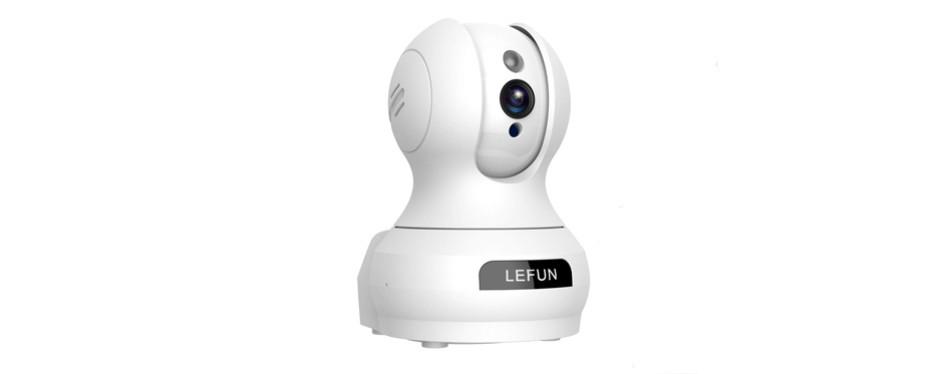 lefun wireless ip security camera
