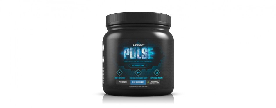 legion athletics pulse pre-workout
