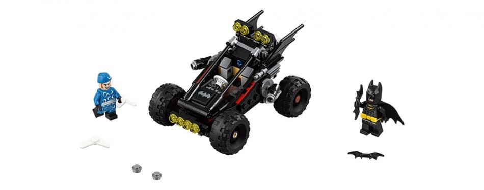 lego batman movie dc the bat-dune buggy 70918