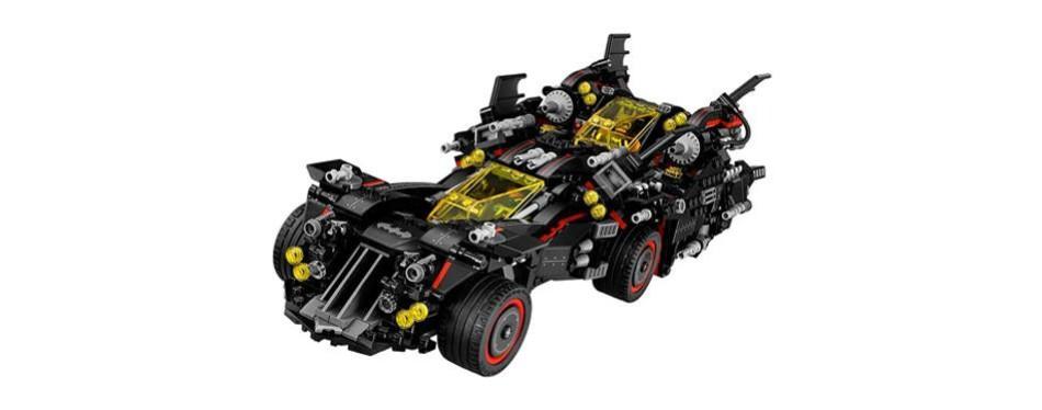 lego batman the ultimate batmobile building kit