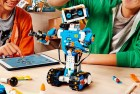 lego boost fun robot building set