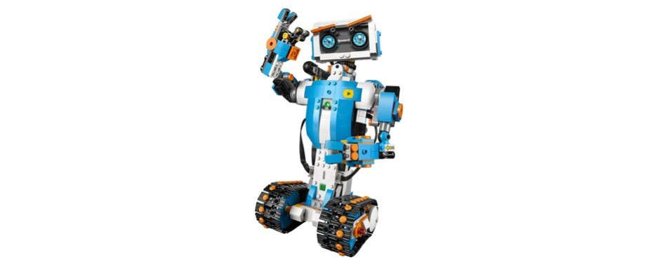 lego boost fun robot building set