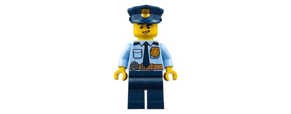 lego city police mobile command center