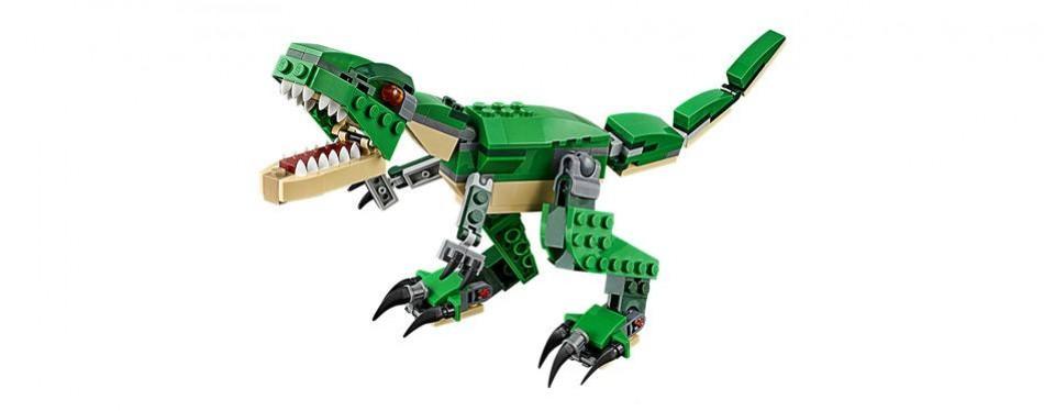 lego creator mighty dinosaurs dinosaur toy