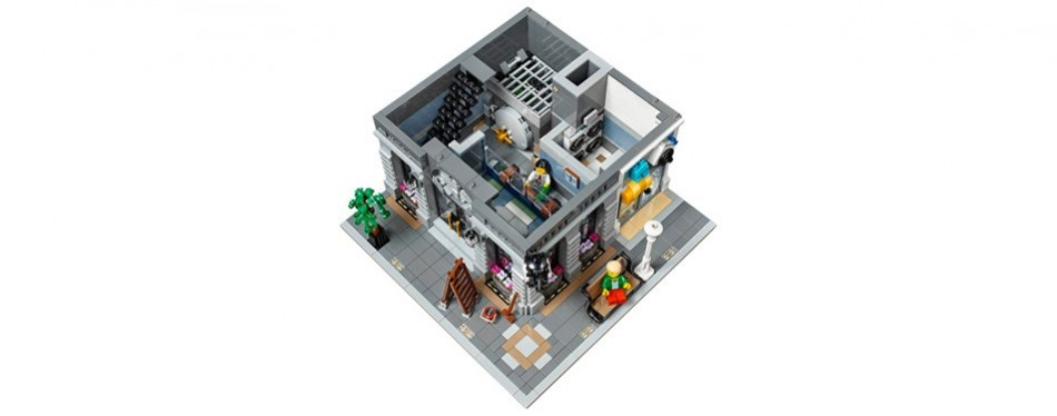 lego creator set expert brick bank