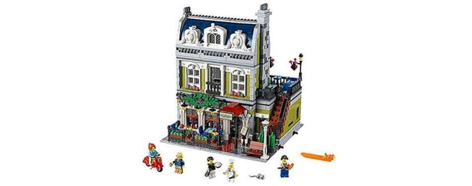 lego creator set expert parisian restaurant