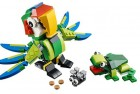 lego creator set rainforest animals