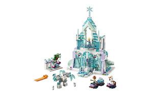 lego disney princess elsa's magical ice palace