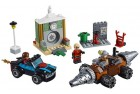 lego juniors the incredibles 2 underminer bank heist building kit