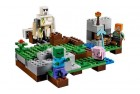 lego minecraft the iron golem building kit