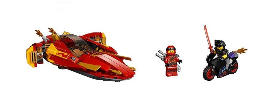 lego ninjago katana v11 building kit