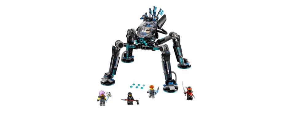 lego ninjago movie water strider building kit