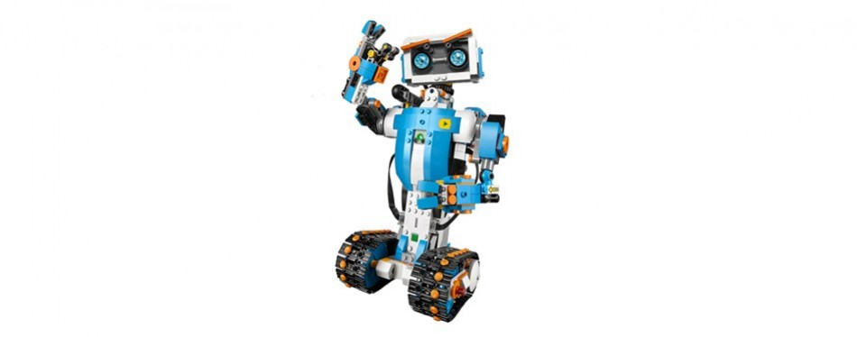lego robot boost creative toolbox 17101 building and coding kit