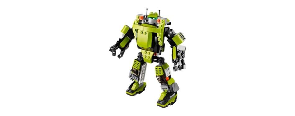 lego robot creator power mech 31007