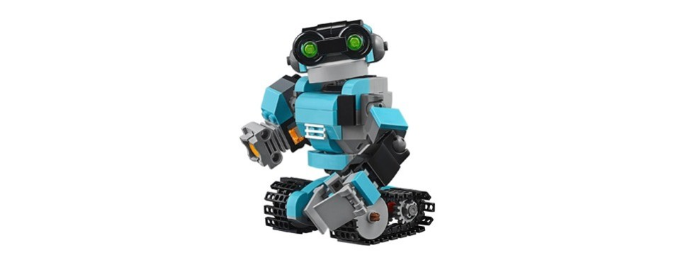lego robot creator robo explorer 31062 toy