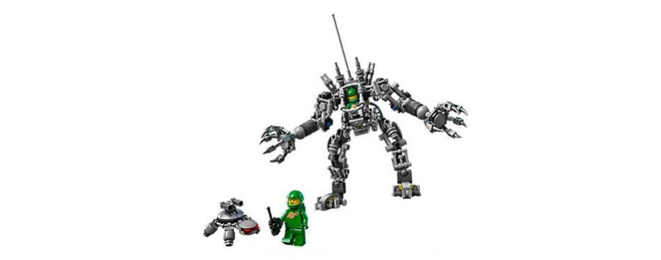 lego robot ideas exo suit 21109