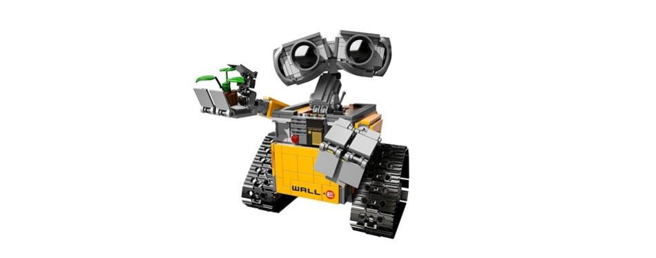 lego robot ideas wall e 21303 building kit