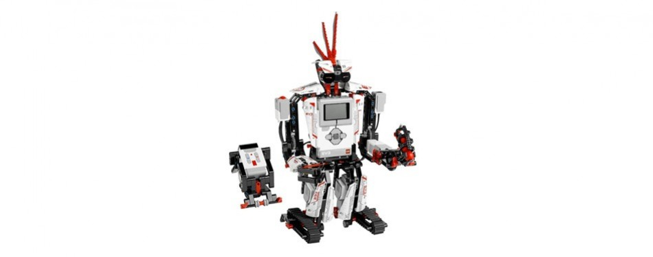 lego robot mindstorms ev3 31313 kit for kids