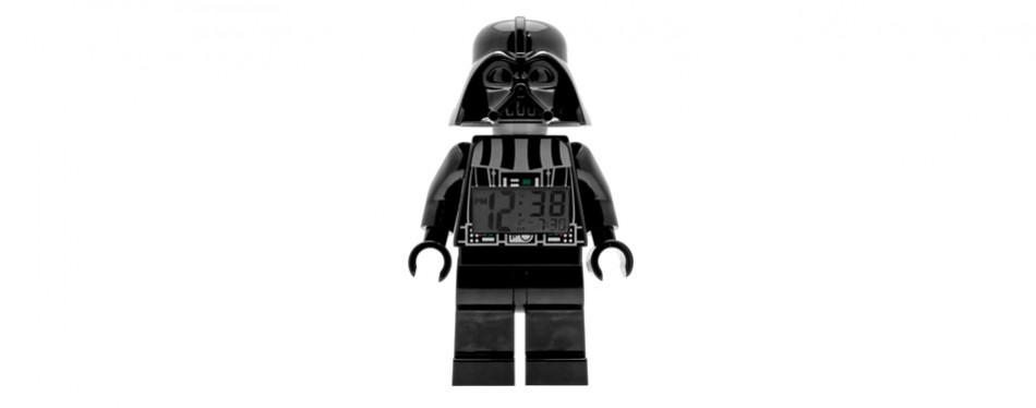 lego star wars darth vadar alarm clock