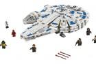 lego star wars solo: a star wars story kessel run millennium falcon