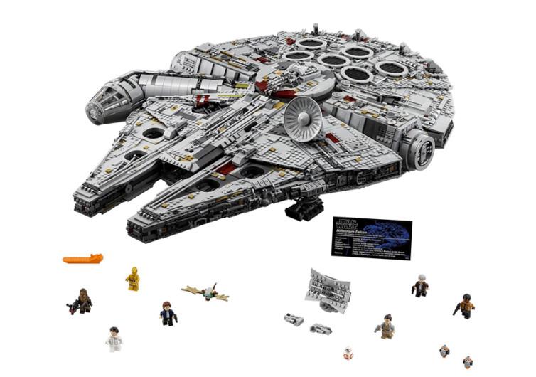 LEGO Star Wars Ultimate Millennium Falcon