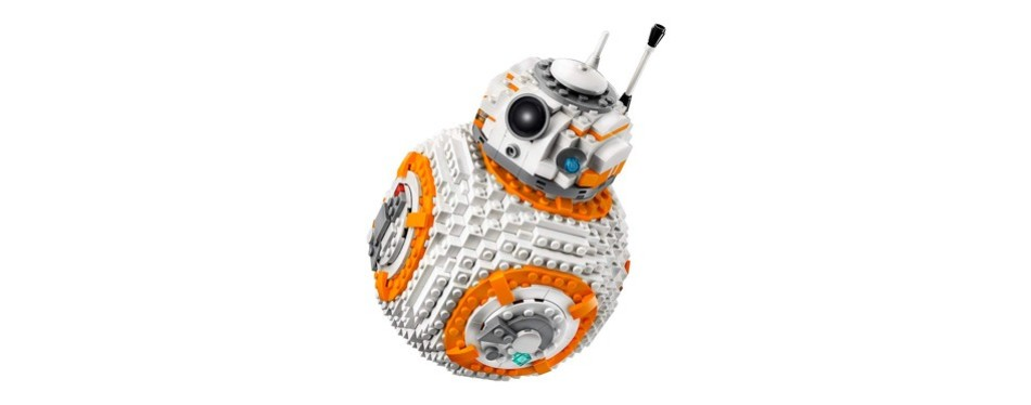 lego star wars viii bb-8 75187 building kit
