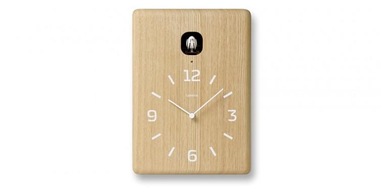 lemnos cucu wall clock