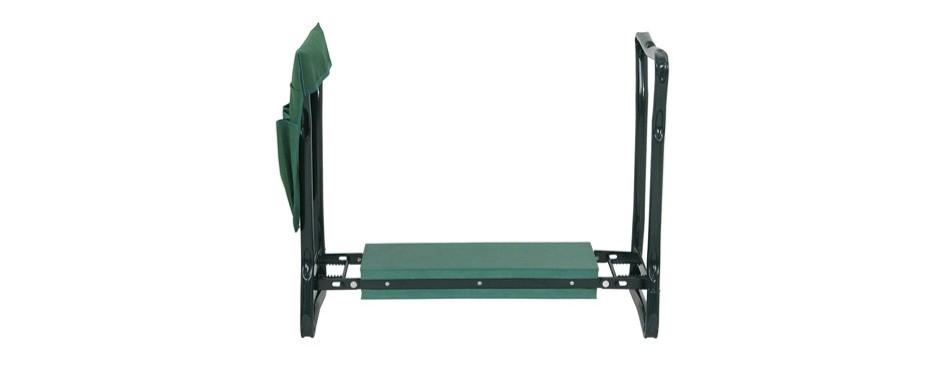 lemy garden kneeler seat