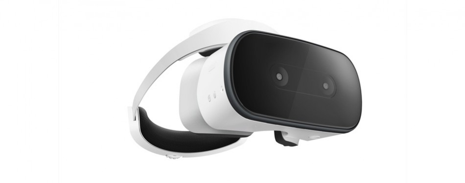 lenovo mirage solo standalone vr headset with daydream