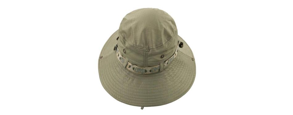 lethmik boonie waterproof uv protection fishing hat