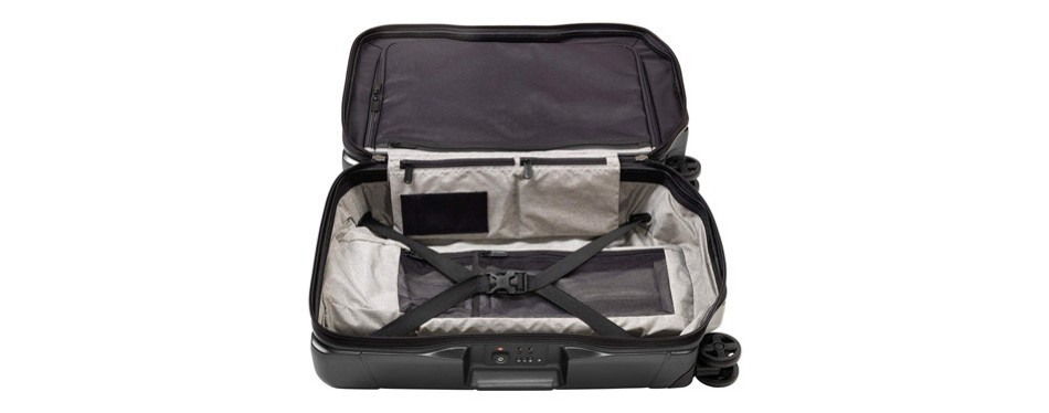 lexicon hardside frequent flyer carry on