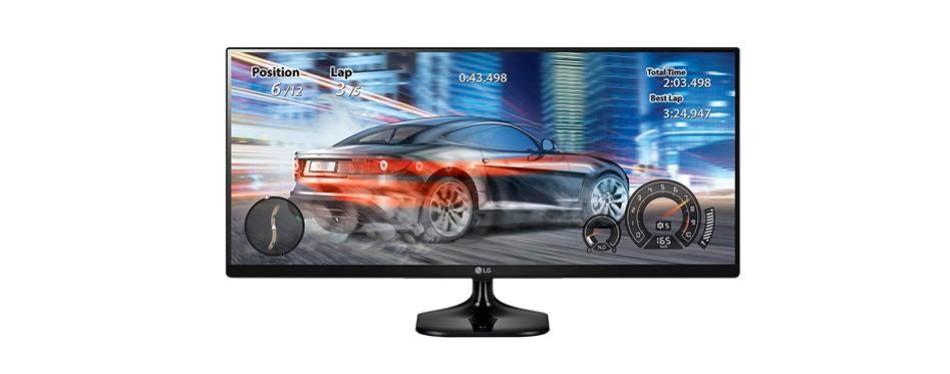 lg 25um58-p 25-inch 21:9 ultrawide ips monitor