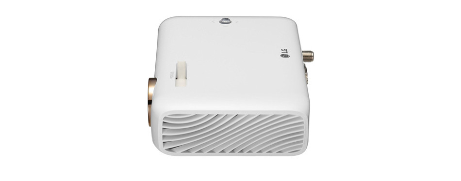 lg electronics minibeam mini projector