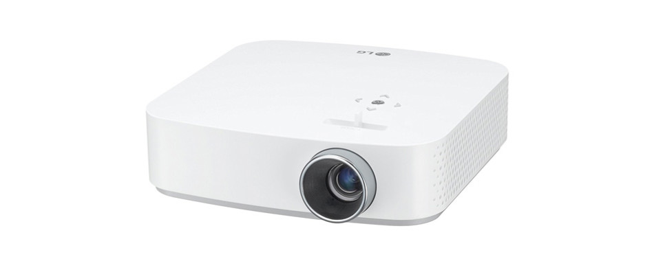 lg pf50ka smart home theater projector