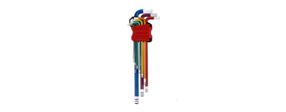 lichamp 18-piece hex key set