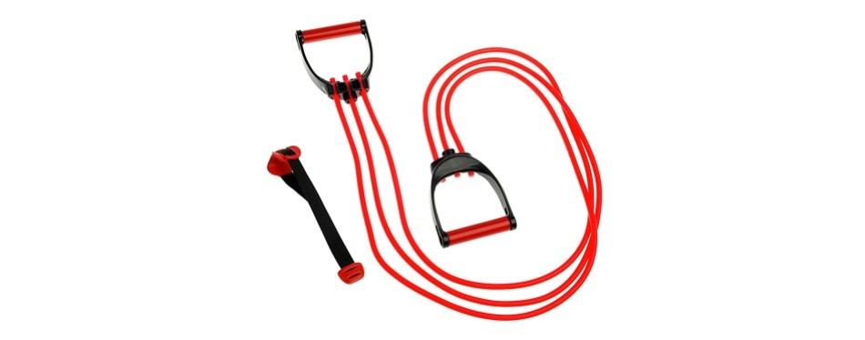 lifeline resistance cable system