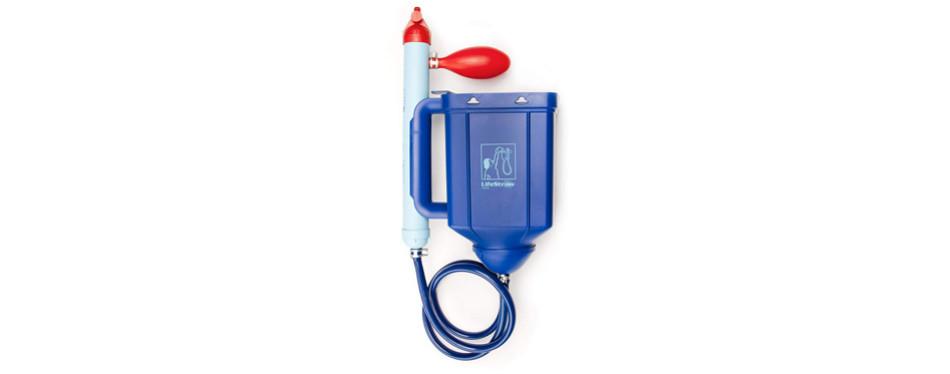 lifestraw family 1.0 gravity powered water purifier